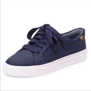 Tory Burch Marion Quilted Sneaker